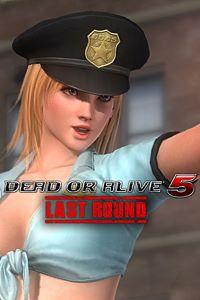 Carátula del juego DEAD OR ALIVE 5 Last Round Tina Police Uniform