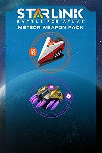 Carátula del juego Meteor Weapon Pack