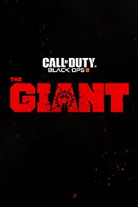 Carátula del juego Black Ops III - The Giant Zombies Map de Xbox One