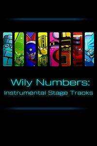 Carátula del juego Wily Numbers: Instrumental Stage Tracks