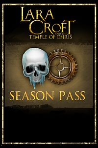 Carátula del juego Lara Croft and the Temple of Osiris Season Pass de Xbox One