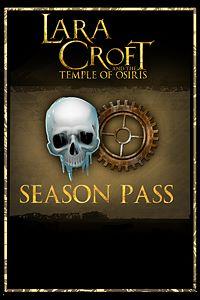 Carátula del juego Lara Croft and the Temple of Osiris Season Pass