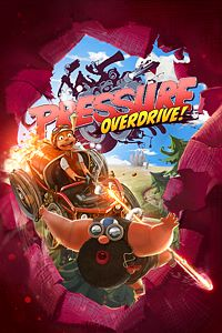 Xbox One Games Releasing the Week of July 24, 2017 Pressure Overdrive