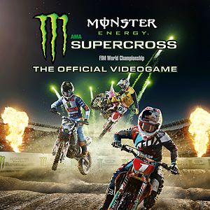 Monster Energy Supercross - The Official Videogame Xbox One