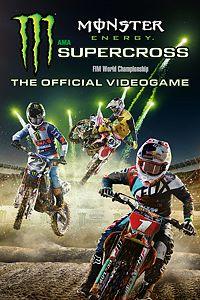 Carátula para el juego Monster Energy Supercross - The Official Videogame de Xbox One