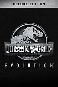 Carátula del juego Jurassic World Evolution - Deluxe Bundle