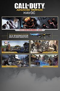 Carátula del juego Call of Duty: Advanced Warfare - Havoc DLC