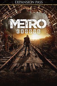 Carátula del juego Metro Exodus Expansion Pass