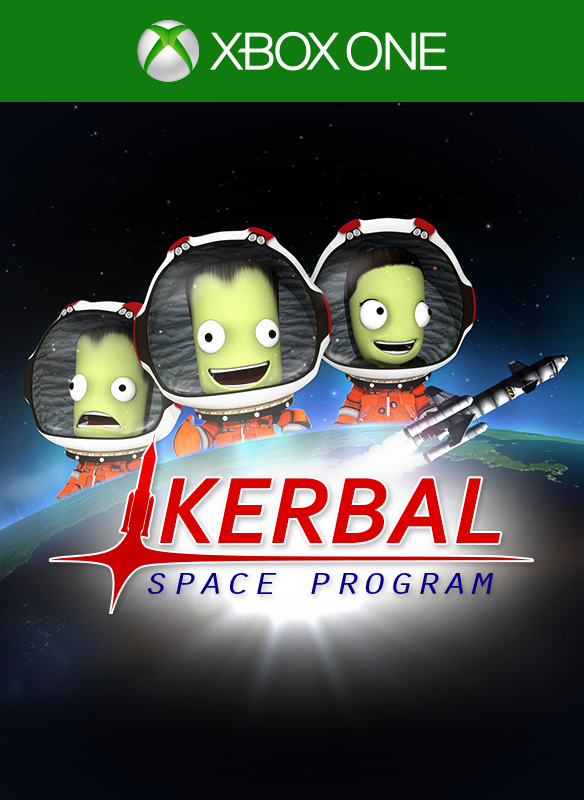 Kerbal Space Program boxshot
