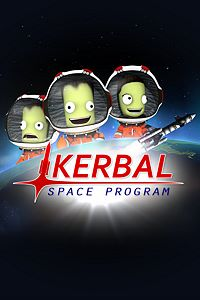 Carátula del juego Kerbal Space Program