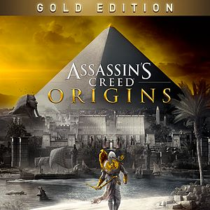 Assassin's Creed® Origins - GOLD EDITION Xbox One