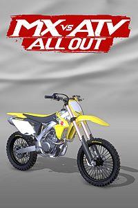 Carátula del juego 2017 Suzuki RM-Z450
