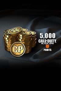 5000 points Call of Duty®: Black Ops 4