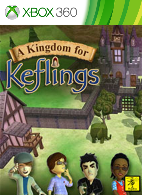 A Kingdom for Keflings boxshot