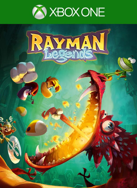 Rayman Legends boxshot