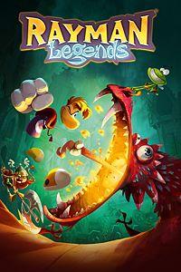 Carátula del juego Rayman Legends para Xbox One