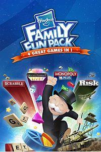 Carátula para el juego Hasbro Family Fun Pack de Xbox 360