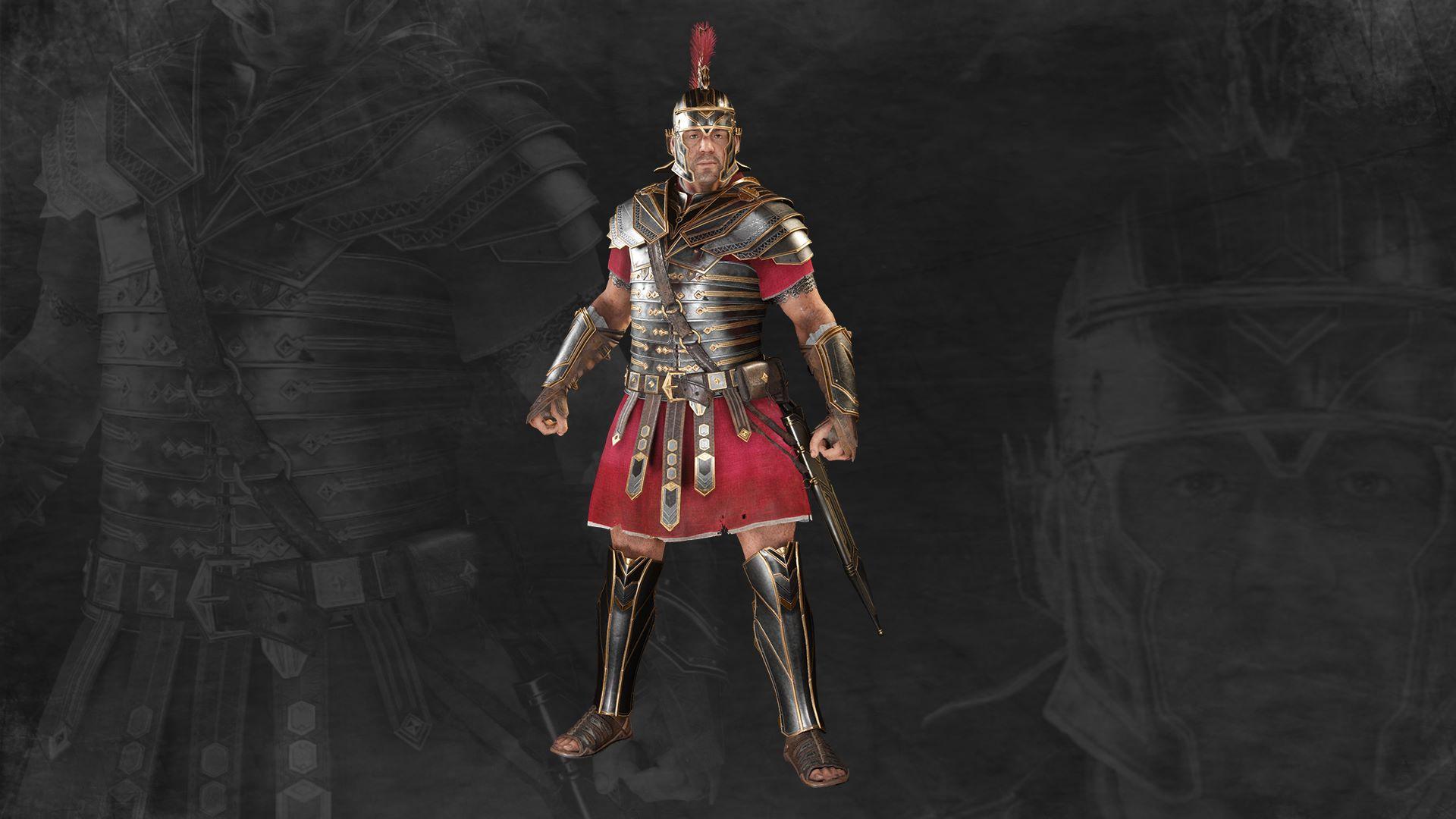 Gladiator-Skin: Marius