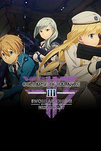 Carátula para el juego SWORD ART ONLINE: FATAL BULLET - Collapse of Balance de Xbox 360