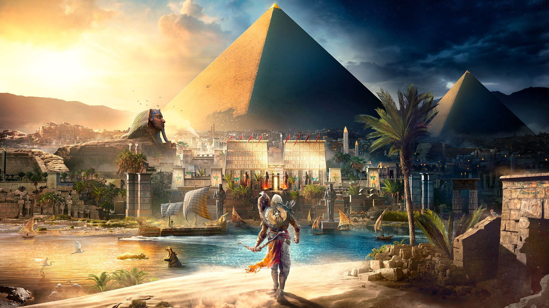 Assassin's Creed® Origins - Deluxe Pack
