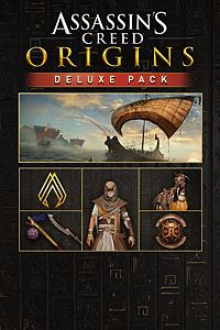 Assassin's Creed® Origins - Pacote Deluxe