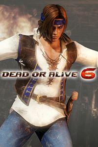 Carátula del juego DOA6 Pirates of the 7 Seas Costumes Vol.1 - Hayate