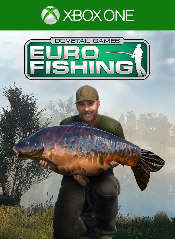 Dovetail Games Euro Fishing boxshot