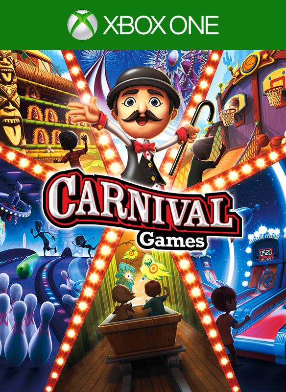 Carnival Games® boxshot