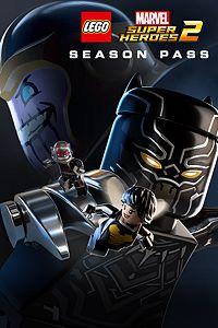 Carátula del juego LEGO Marvel Super Heroes 2 Season Pass