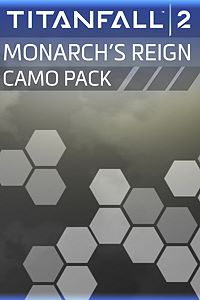 Carátula del juego Titanfall 2: Monarch's Reign Camo Pack