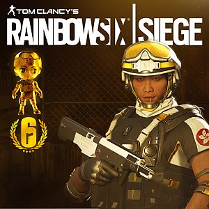 Tom Clancy's Rainbow Six Siege: Pro League Lesion Set  Xbox One