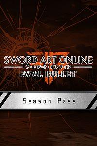 Carátula del juego SWORD ART ONLINE: FATAL BULLET Season Pass