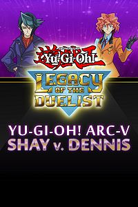 Carátula del juego Yu-Gi-Oh! ARC-V: Shay vs Dennis de Xbox One