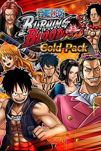 Carátula del juego ONE PIECE BURNING BLOOD - Gold Pack