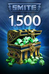 Carátula del juego 1500 Gems de Xbox One