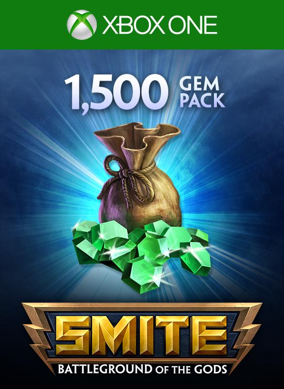 1500 Gems boxshot