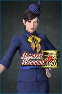 Carátula del juego DYNASTY WARRIORS 9: Zhenji