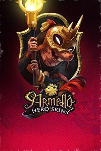 Carátula del juego Armello - Veil Lord Sargon Hero Skin
