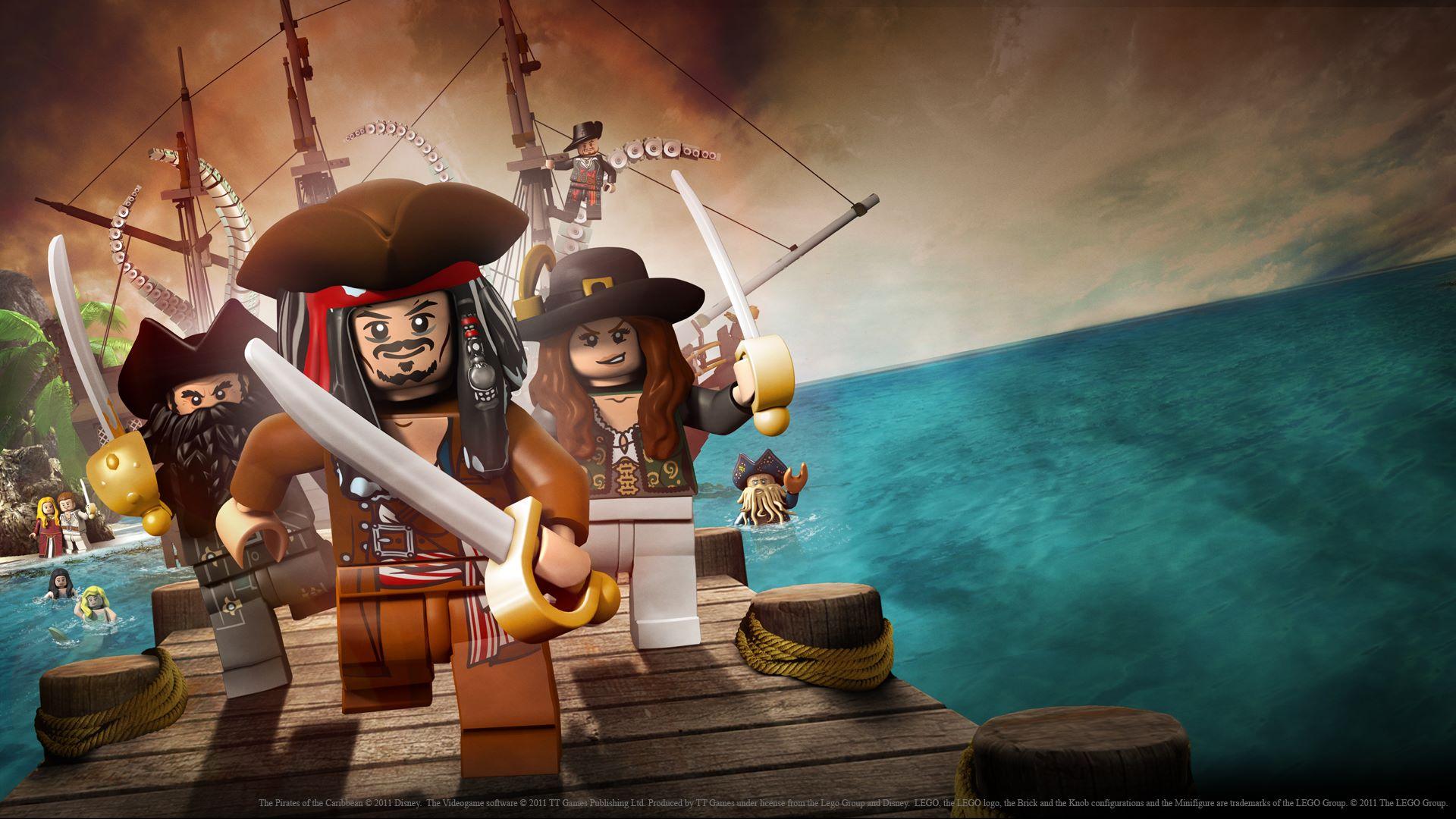 Lego Pirates Of The Caribeean Das Videospiel Kaufen Microsoft