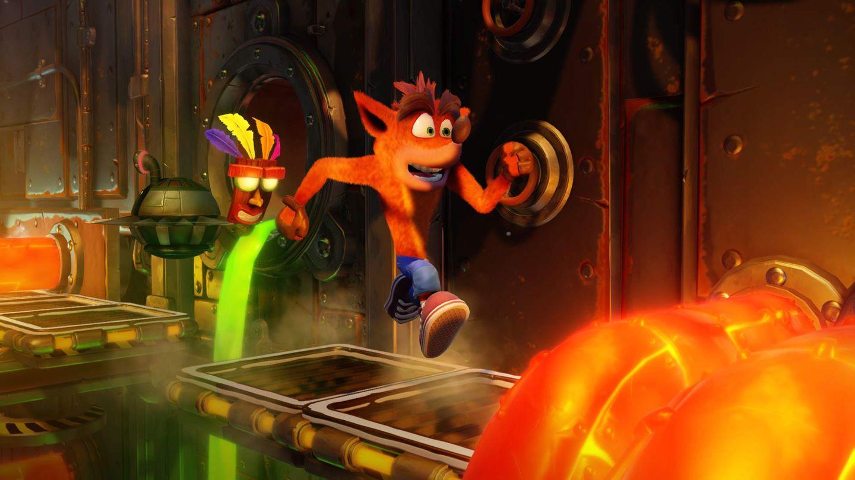 Crash Bandicoot N. Sane Trilogy Xbox One Install Size Screenshot