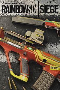 Carátula del juego Tom Clancy's Rainbow Six Siege : German Racer Pack