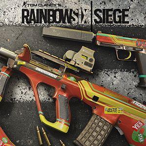 Tom Clancy's Rainbow Six Siege : German Racer Pack Xbox One
