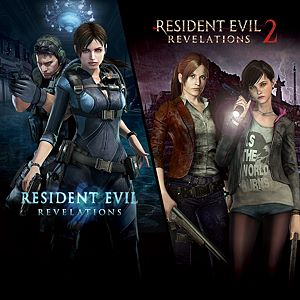 Resident Evil Revelations 1 & 2 Bundle Xbox One