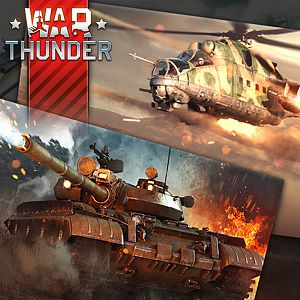 War Thunder - T-55AM-1 and Hind Bundle Xbox One