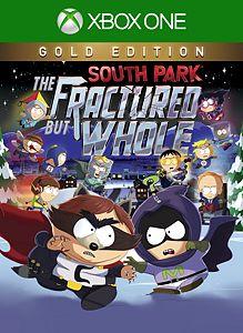 South Park™: A Fenda que Abunda Força™ - Gold Edition boxshot