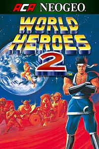 Carátula del juego ACA NEOGEO WORLD HEROES 2