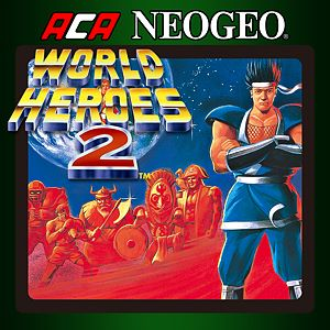 ACA NEOGEO WORLD HEROES 2 Xbox One