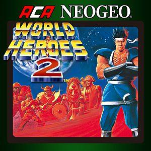 ACA NEOGEO WORLD HEROES 2 Xbox One