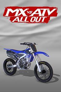Carátula del juego 2017 Yamaha YZ250F
