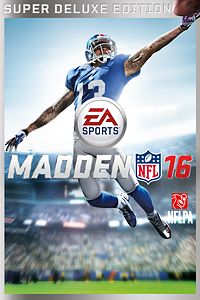 Madden NFL 16 Super Deluxe: Season Edition